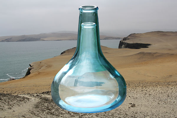 Ocean within a bottle, 2019.jpg