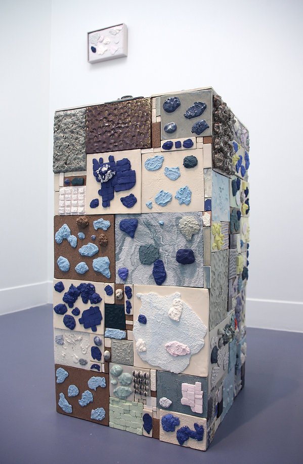 Madeleine Thornton-Smith, 'Studio Plinth