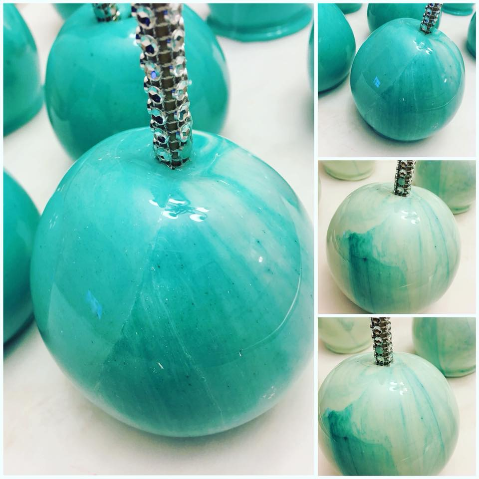 Custom Candy Apples