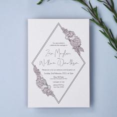 WEDDING: GEO flora