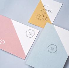 WEDDING: MNMLST colour block