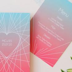 WEDDING: HEART luxe
