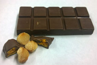 Macadamia & Honeycomb Bar