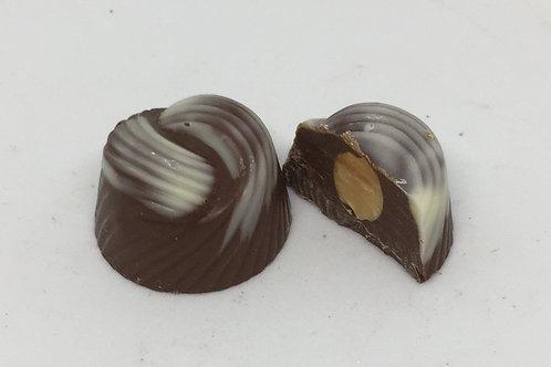 Hazelnut Twirl