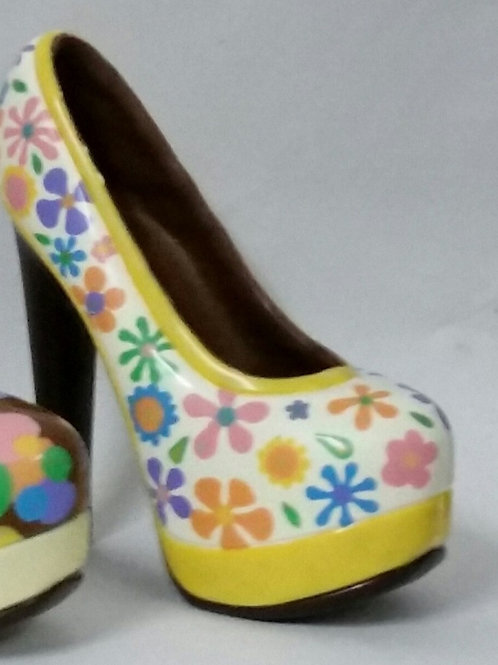 Spring Flowers Platform Shoe