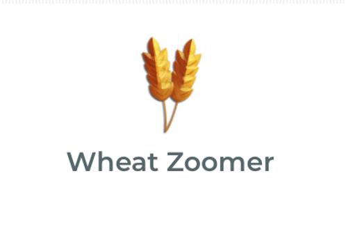 Wheat Zoomer Test