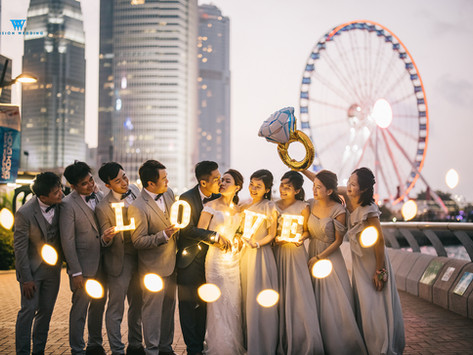 疫情下的婚禮@Harbour Grand Hong Kong
