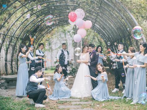 香港婚禮攝影-熱門外景地點-新界區