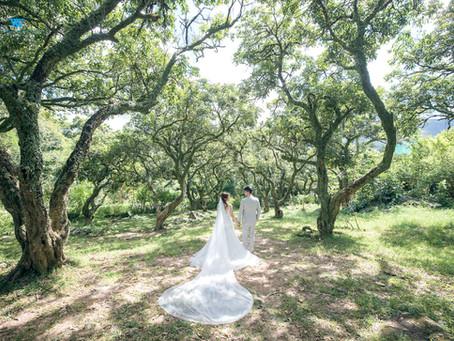 香港婚紗攝影景點推介