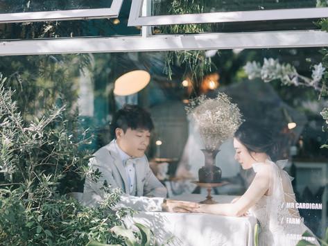 田園風的HK Pre-Wedding
