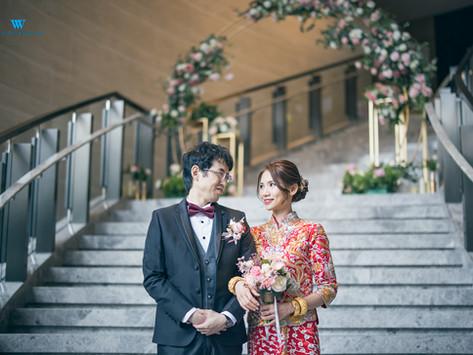 Wedding Day @ ALVA Hotel
