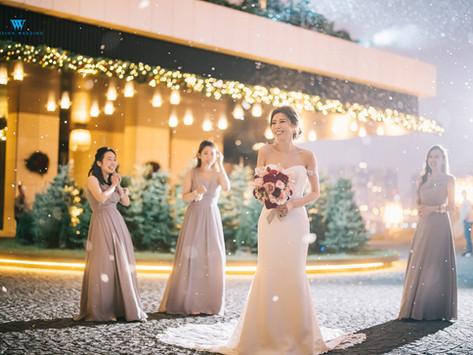 Wedding Day @ Rosewood Hong Kong