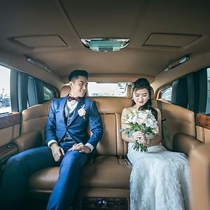 Jocelyn & Michael