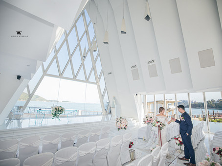 A Stunning Chapel in HK | White Chapel@Auberge Discovery Bay