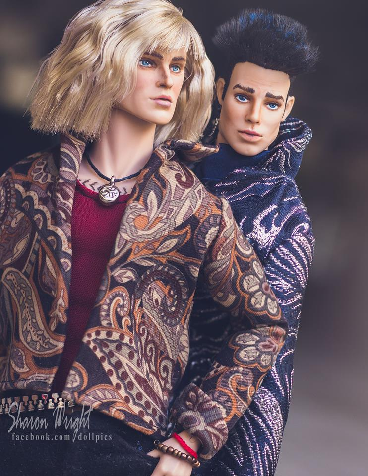 Hansel and Zoolander by Sharon 08.jpg