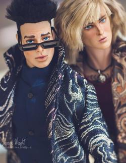 Hansel and Zoolander by Sharon 03.jpg