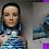 Thumbnail: OOAK Repaint Tonner Antoinette HEAD ONLY