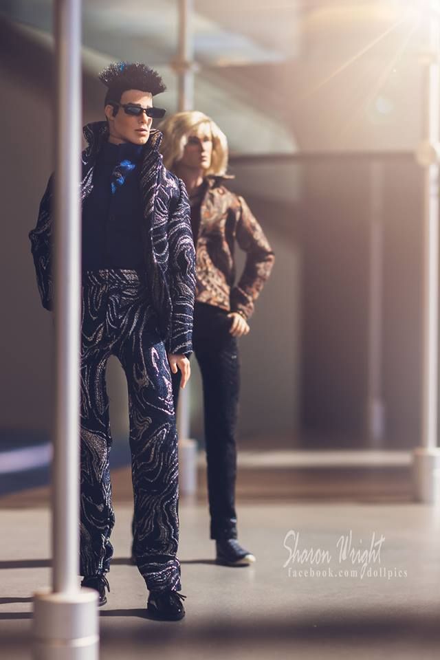Hansel and Zoolander by Sharon 01.jpg