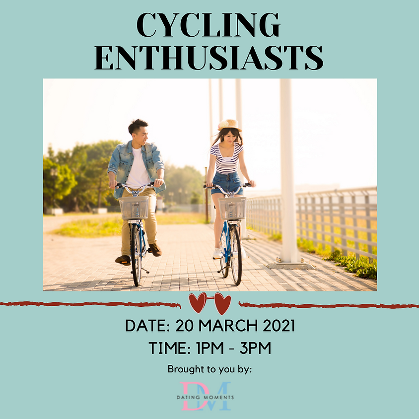 Cycling Enthusiasts! (Sold Out)