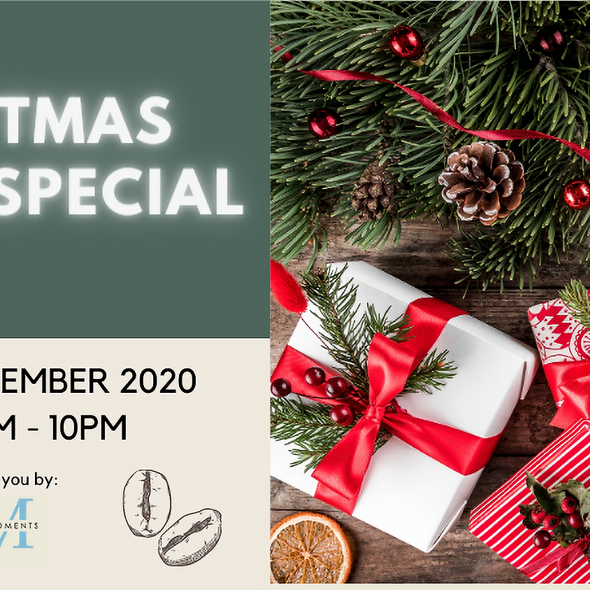 Christmas Coffee Special (online)