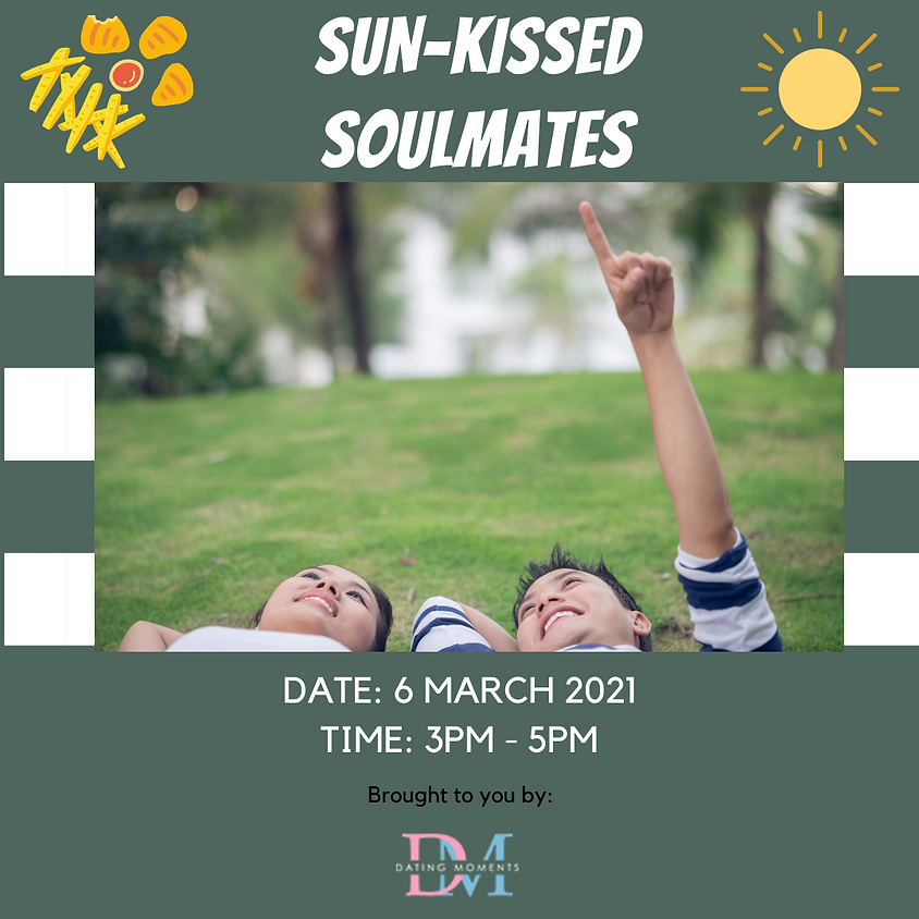 Sun-Kissed Soulmates! (CALLING OUT LADIES)