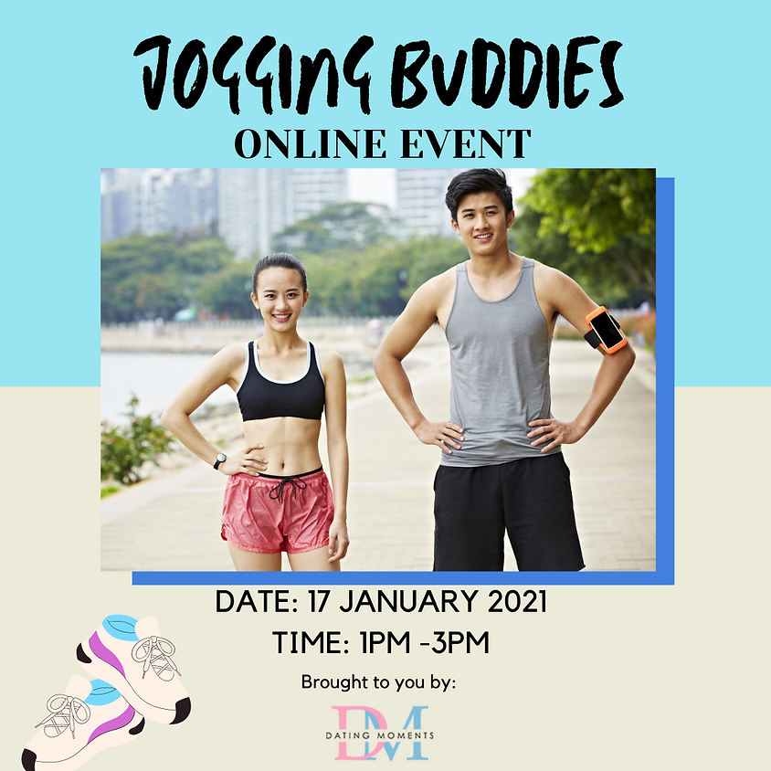 [SOLD OUT]Jogging Buddies! (online)