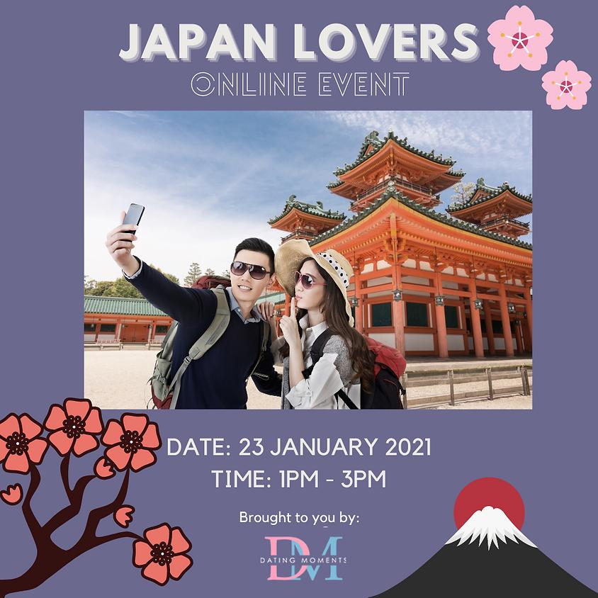 Japan Lovers! (online)