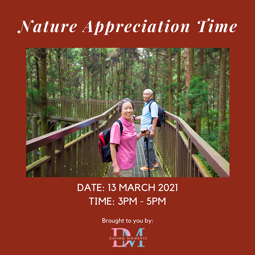 Nature Appreciation Time! (SOLD OUT)
