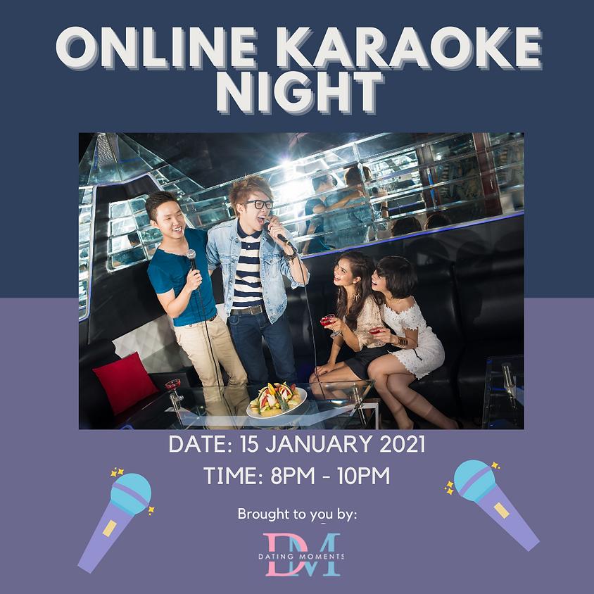 Online Karaoke Night! (online)
