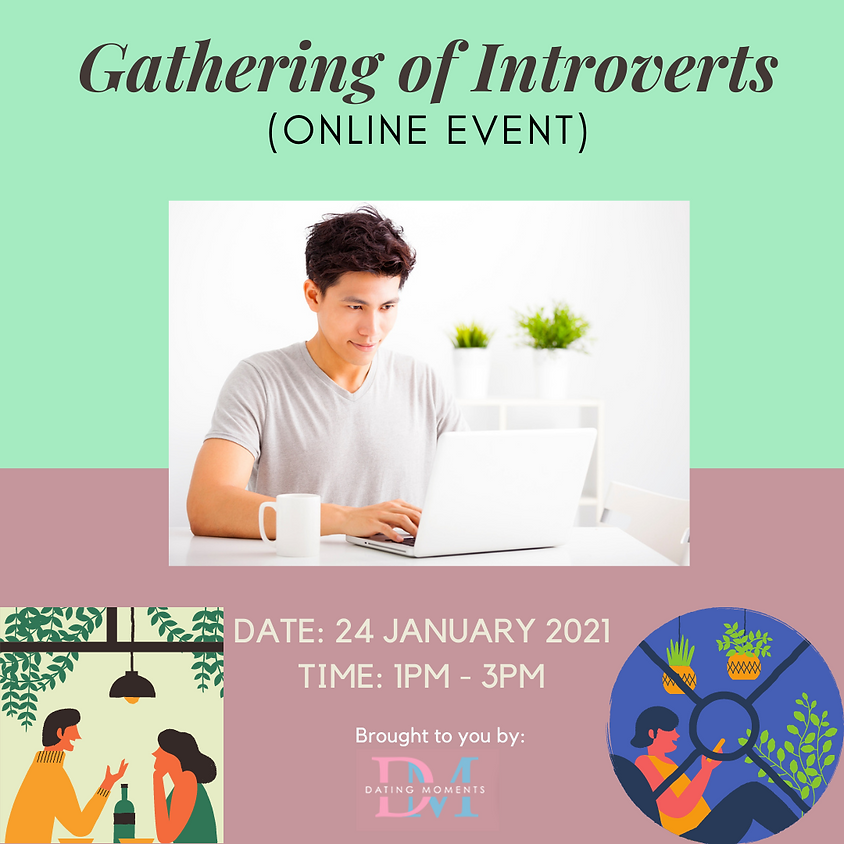 Gathering of Introverts! (online)