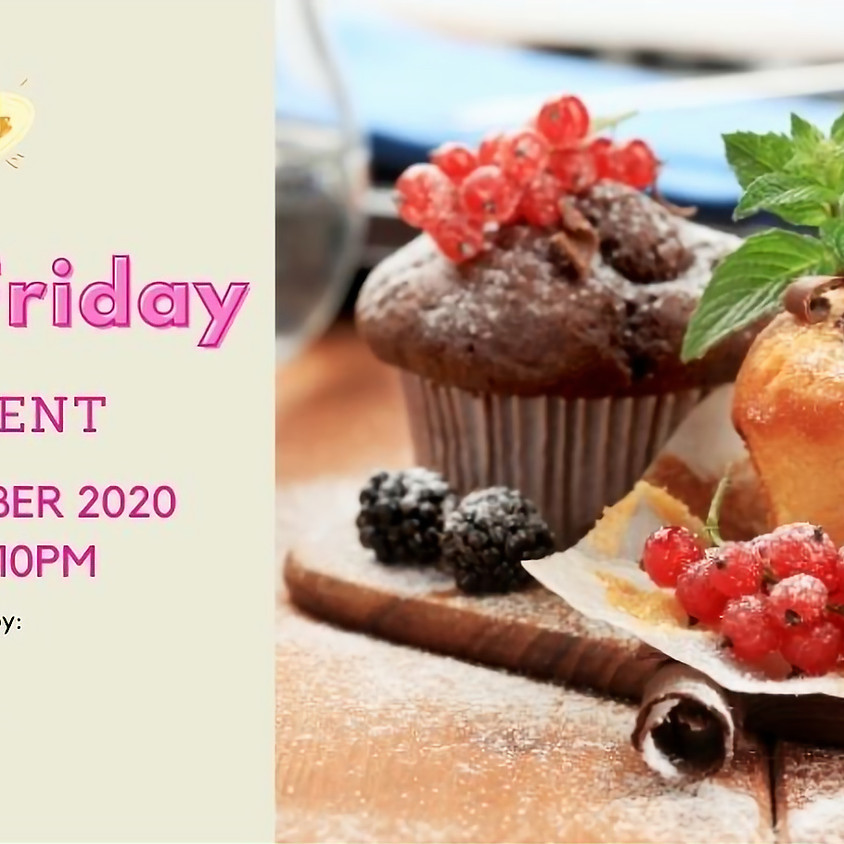 Dessert Friday! (Online Speed Dating)  (1)