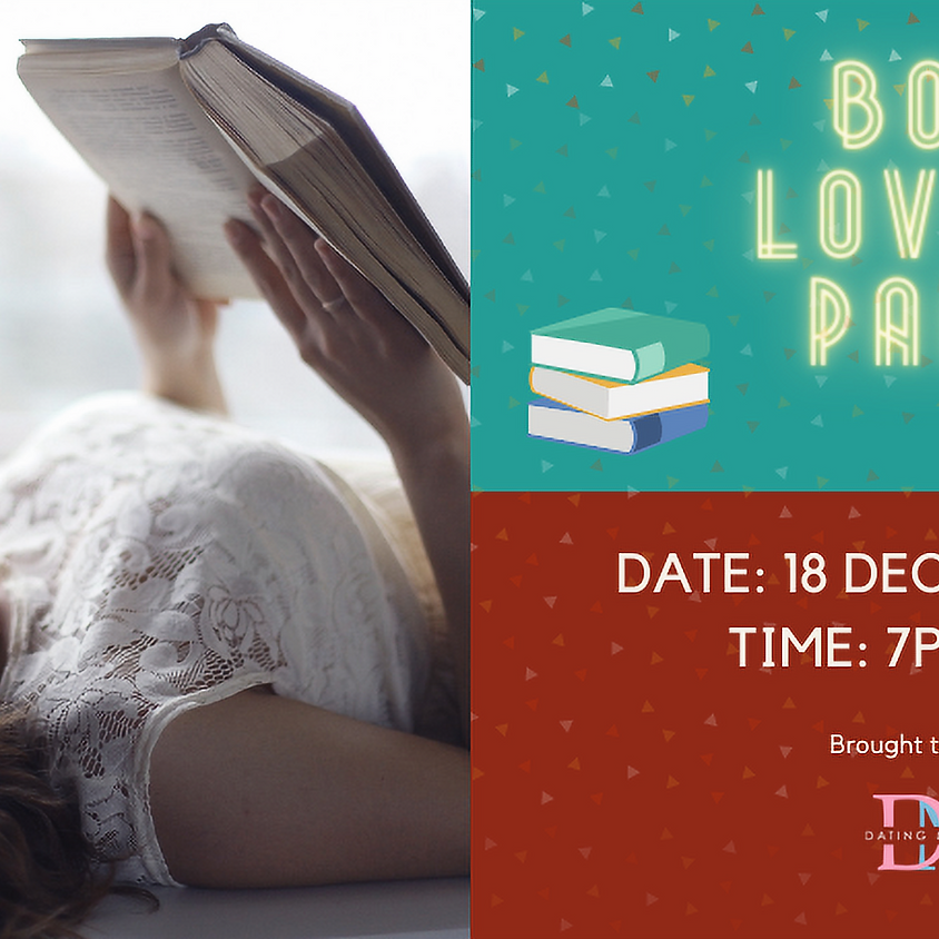 Book Lover's Party (online event)