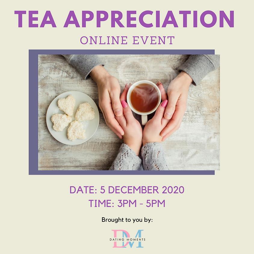 Tea Appreciation (online event)1
