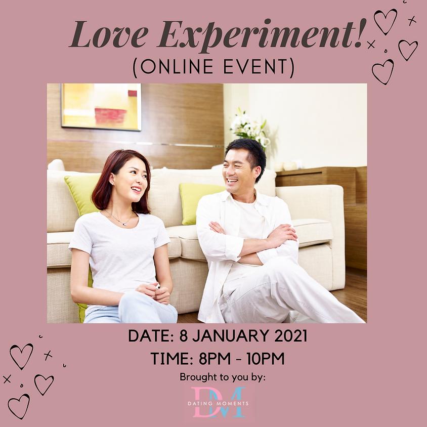 Love Experiment! (online)