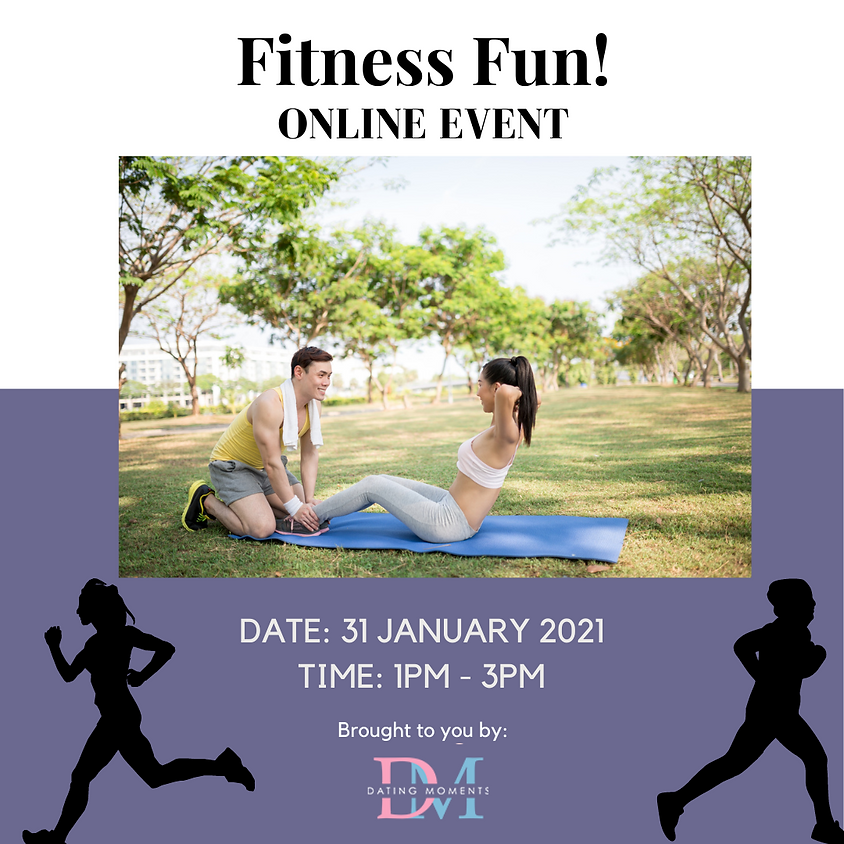 [SOLD OUT] Fitness Fun! (online)