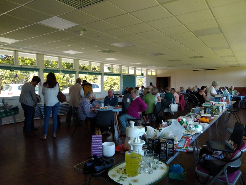 Macmillan Lunch 2018 2A