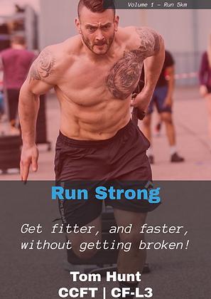 Run Strong - Run 5km