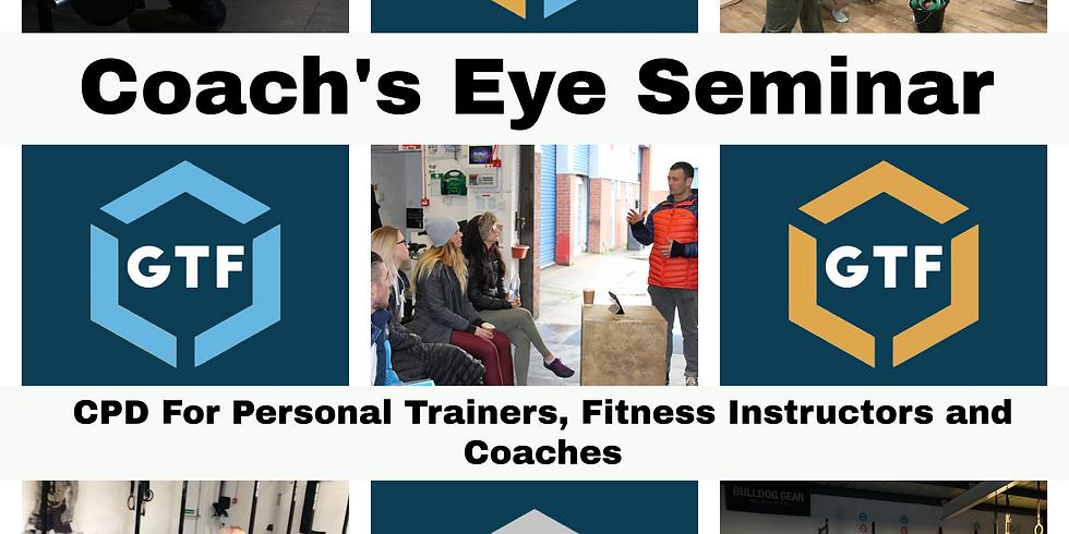 Coach's Eye Aerobic Training Seminar