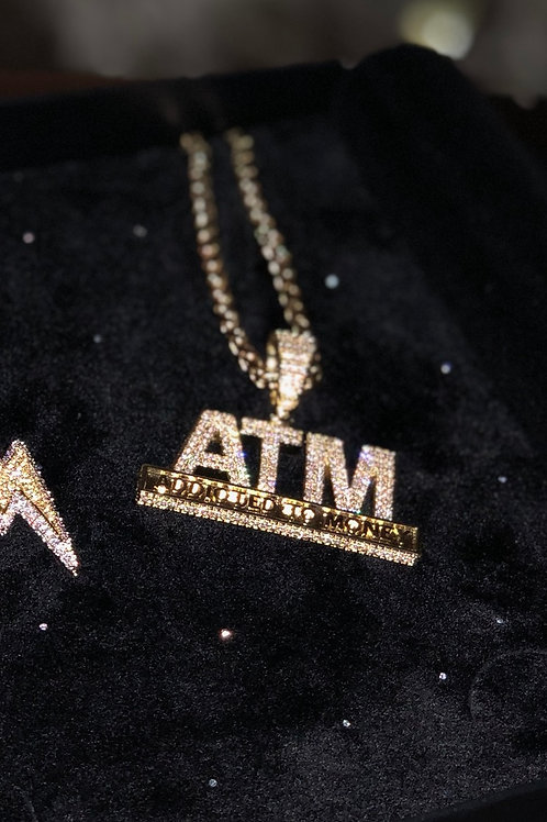 Addicted To Money Pendant