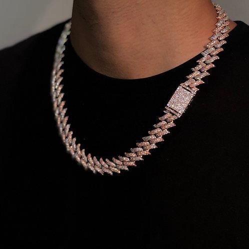 Thorn Link Cuban Chain