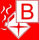 Types of fire, Class B