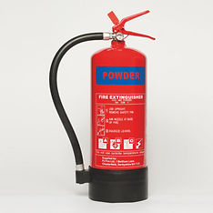 Dry powder extinguisher, D class fires.