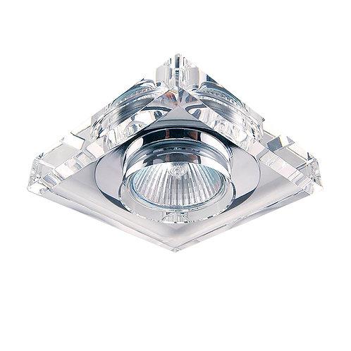 Встраиваемый светильник  SOLO QUAD Lightstar (Италия)