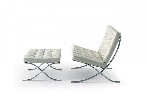 Кресло L. Mies Van Der Rohe Mvsevm, Alivar ( Италия)