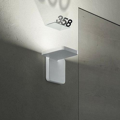 Светильник настенный накладной Quad Linea light (Италия)