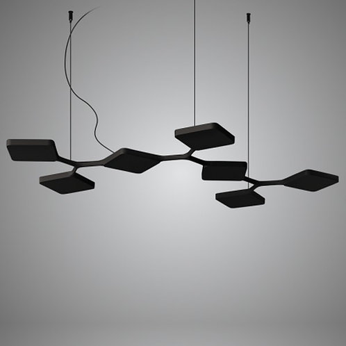 Светильник потолочный подвесной QUAD Linea light (Италия)