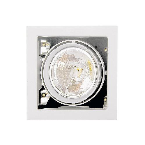 Встраиваемый светильник  CARDANO 111Х1 BIANCO Lightstar (Италия)