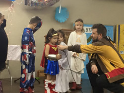 Tiny Wonder Woman