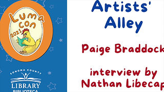 Interview with Paige Braddock