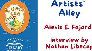 Interview with Alexis E. Fajardo